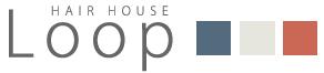 美容室Loopロゴ